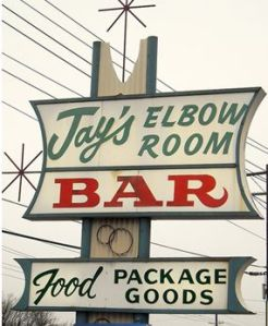 Jay's Elbow Room